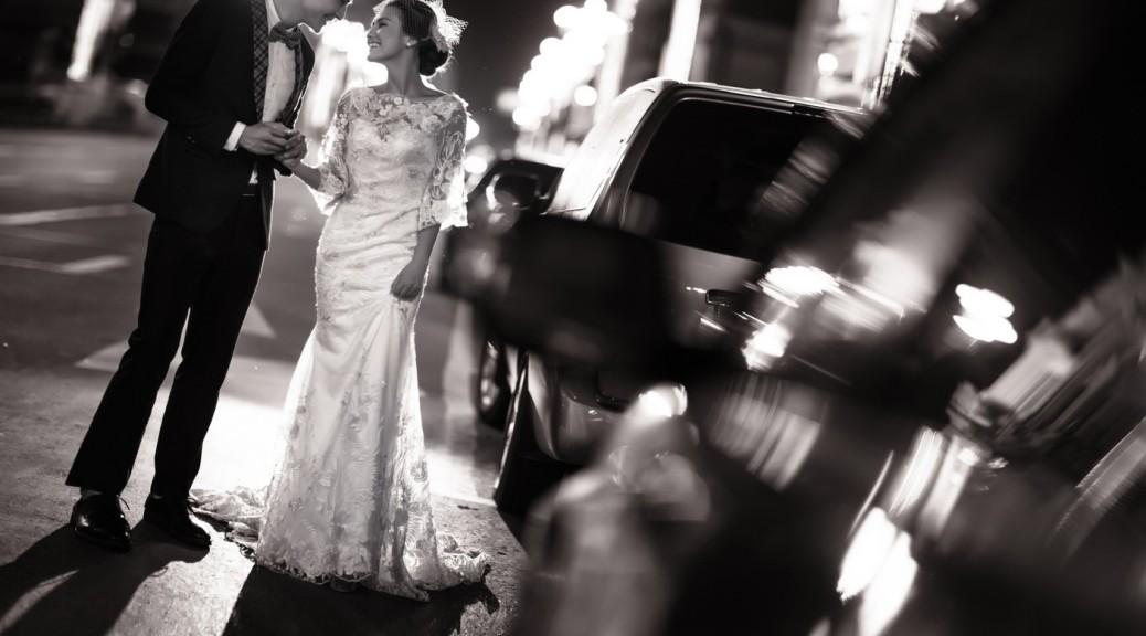 上海婚紗攝影工作室:手工禮服 推薦